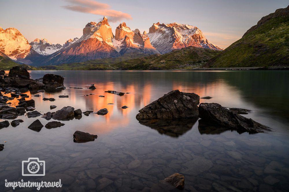 Die schönsten Plätze der Welt Torres del Paine