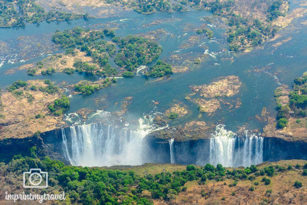 Die schönsten Plätze dieser Erde Victoria Falls