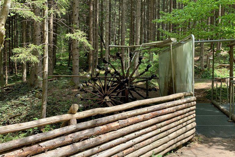 Ausflugstipp Bründlweg Pogusch Steiermark