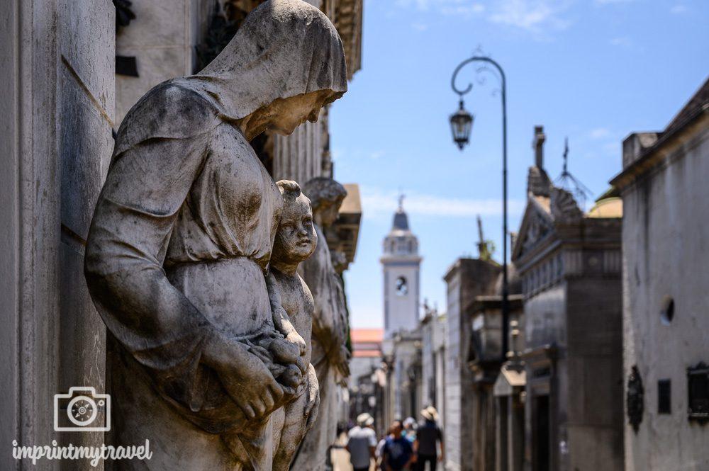 Buenos Aores Highlights Friedhof von Recoleta