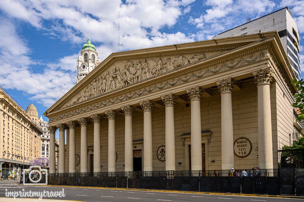 Sehenswürdigkeiten in Buenos Aires Kathedrale