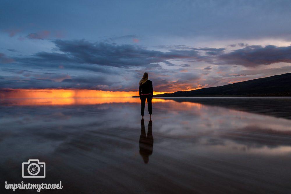Graufilterfotografie Einstellungen Salar de Uyuni