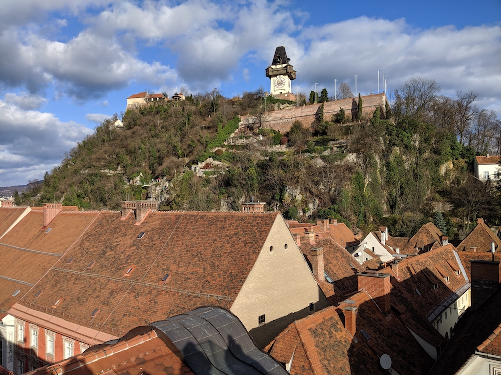 Städtereisen Geheimtipp Graz