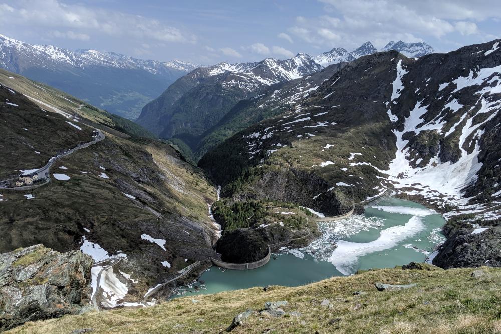 Sommerfrische in Österreich beim Großglockner