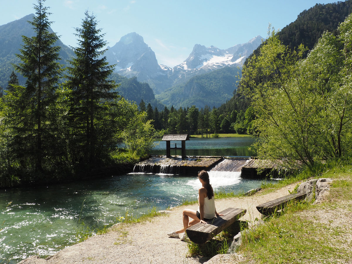 Ausflugstipp Österreich Schiederweiher