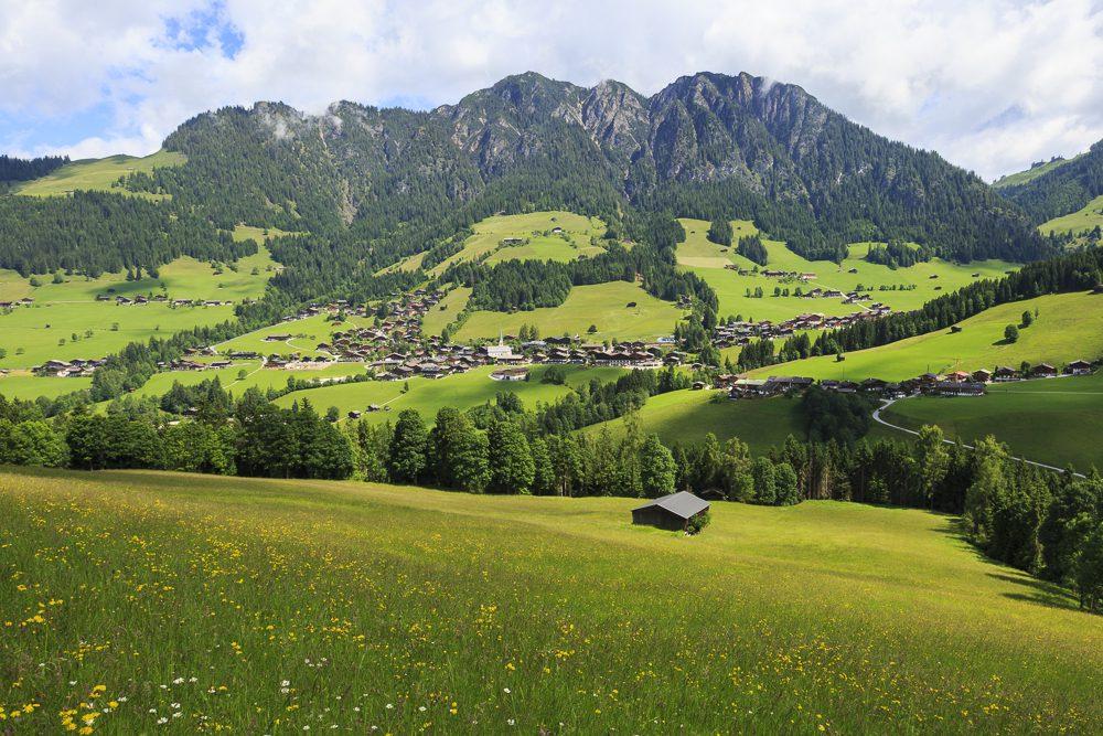 Österreichurlaub in Alpbach Tirol