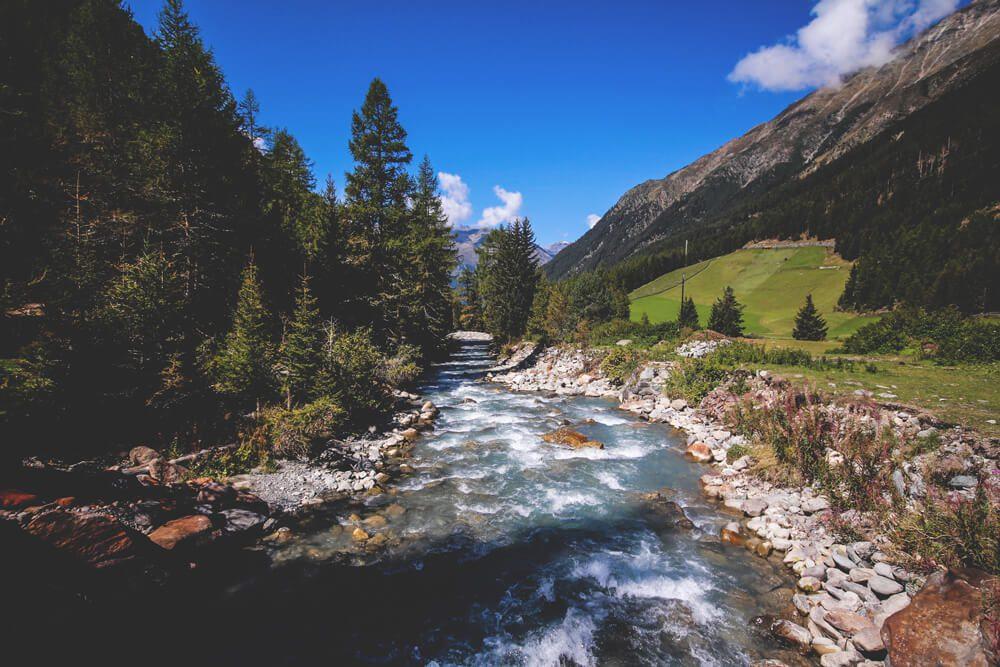 urlaub in österreich Ötztal