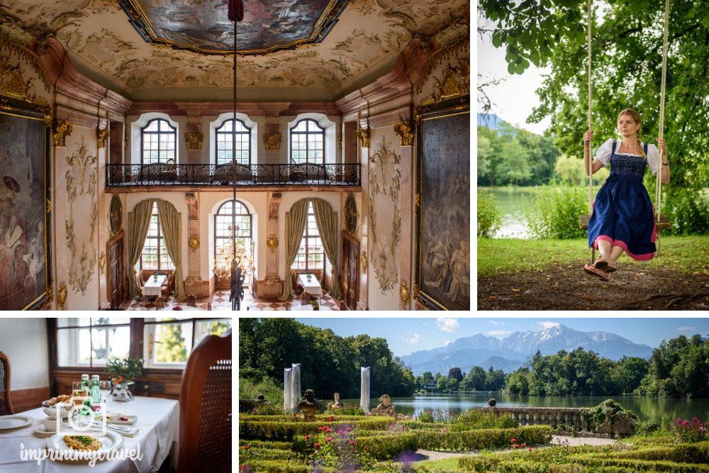 Salzburg Hotel Tipp Schloss Leopoldskron