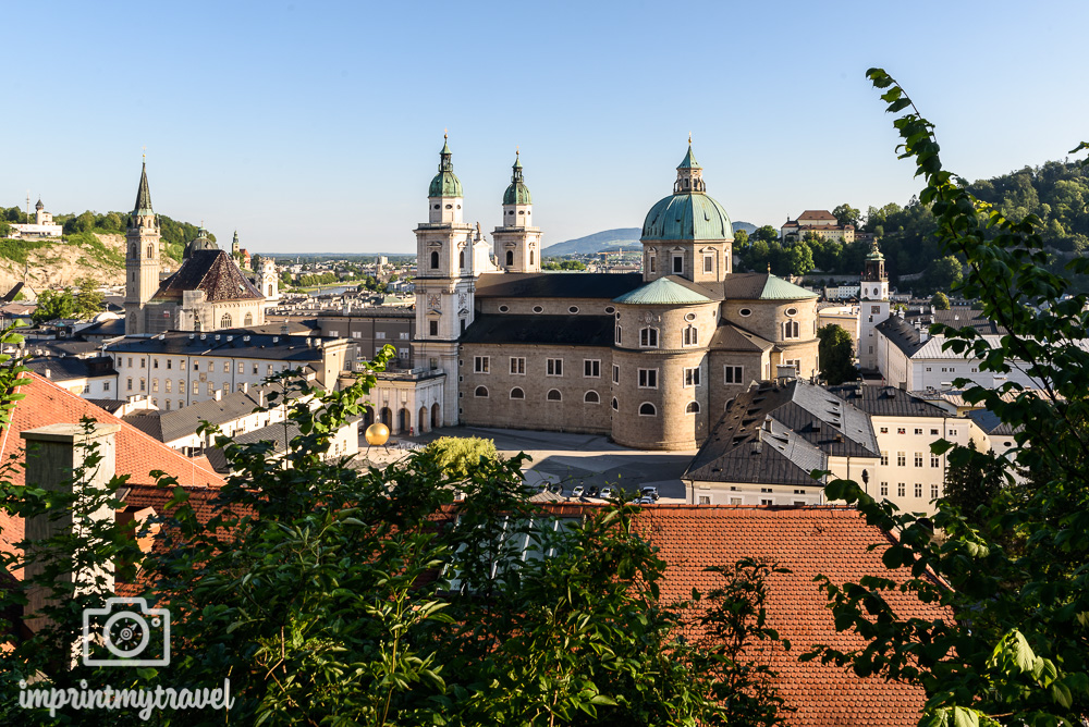 Fotospots Salzburg Festungsgasse