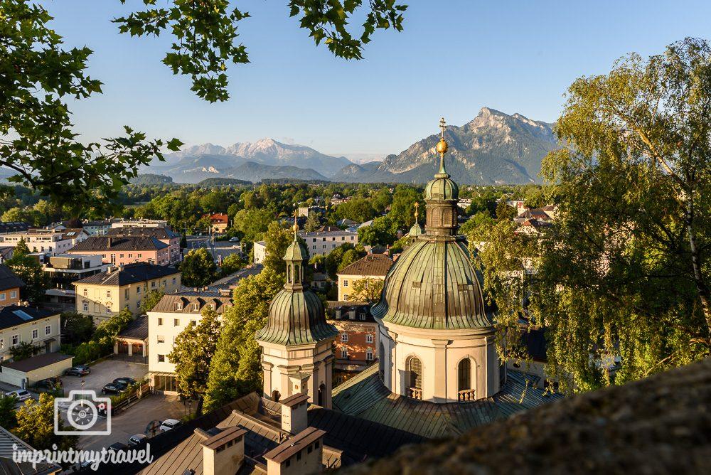 Fotoort Salzburg Nonnberg