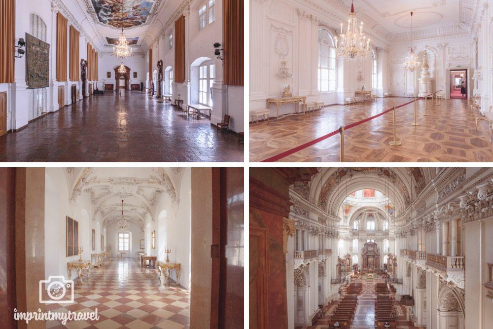 Domquartier Salzburg Prunkräume