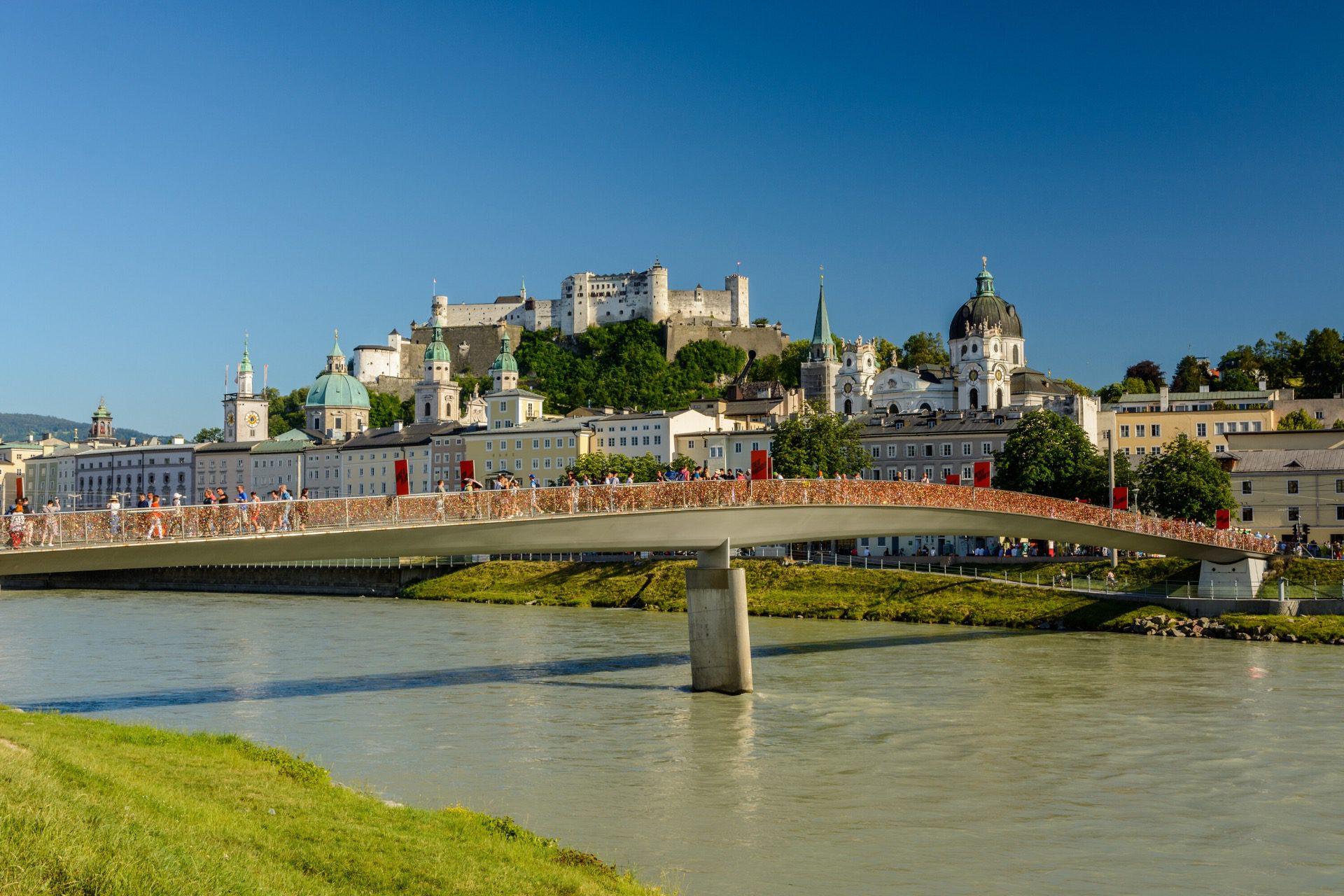 Salzburg Sehenswürdigkeiten Titel