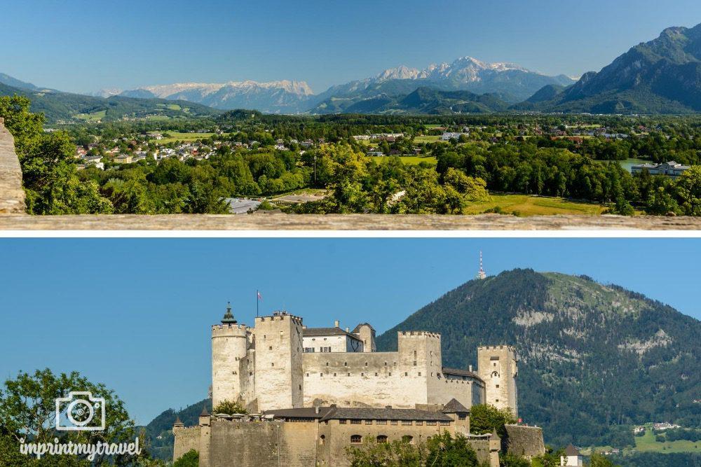 Salzburg Fotoort Richterhöhe