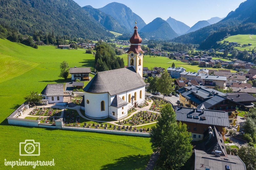 Pfarrkirche Unken