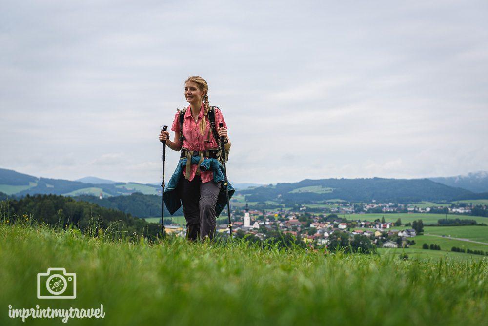 pilgern in Salzburg