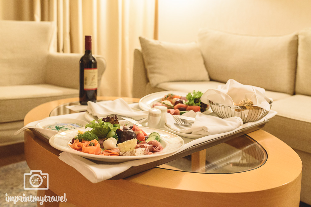 Asimina Suites Hotel Paphos Zxpern Essen