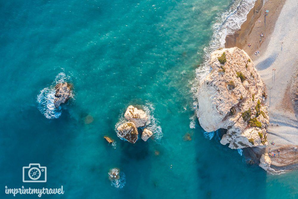 Zypern Sehenswürdigkeiten Aphrodite's Rock