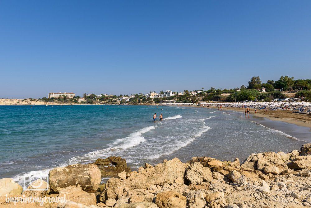 Schönste Strände Zyperns Coral Bay Beach
