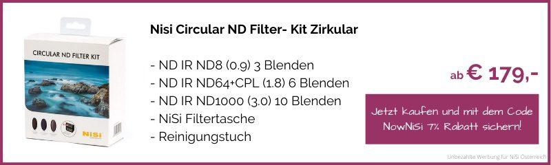 Fotografie Filter NiSi Rundfilter Kit