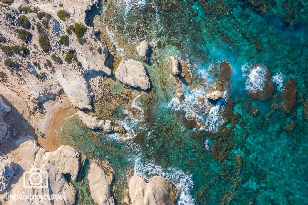 Schönste Strände Zyperns Sea Caves
