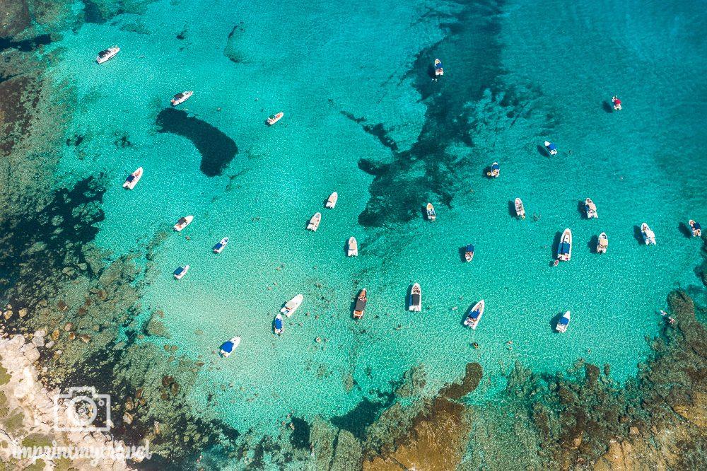 Die schönsten Strände auf Zypern Blaue Lagune