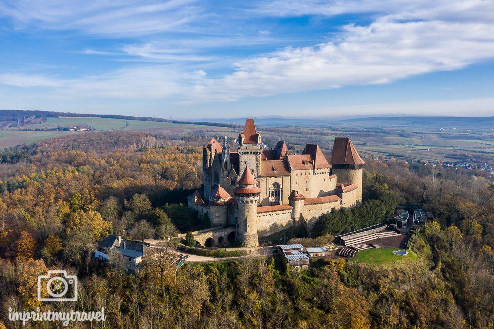 Ausflugsziele in Niederösterreich Burg Kreuzenstein