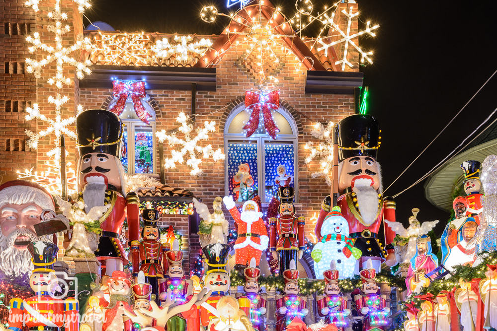 Dyker Heights Christmas Lights New York