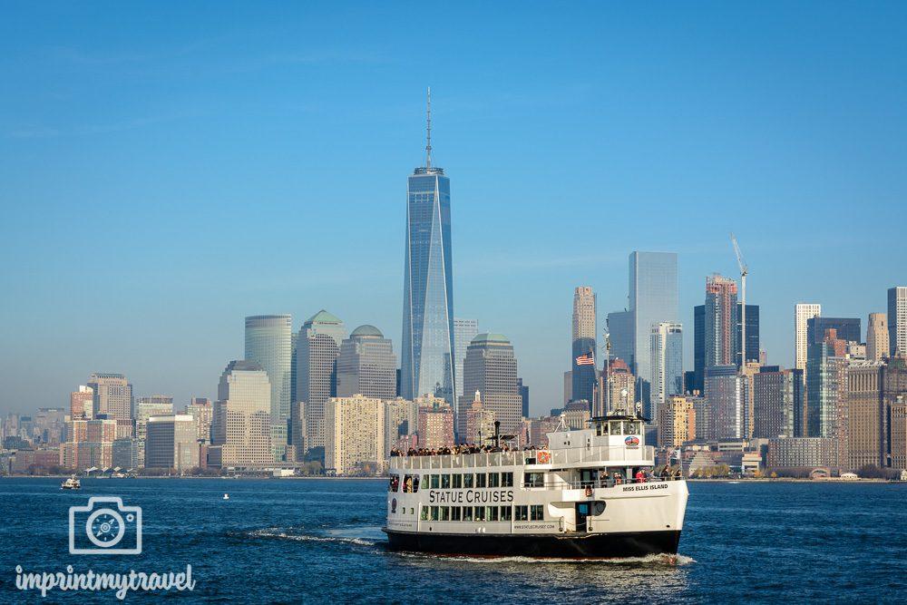 sightseeing in new york dezember