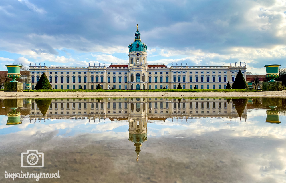 Schloss Charlottenburg iphone 11 Pro Smartphone