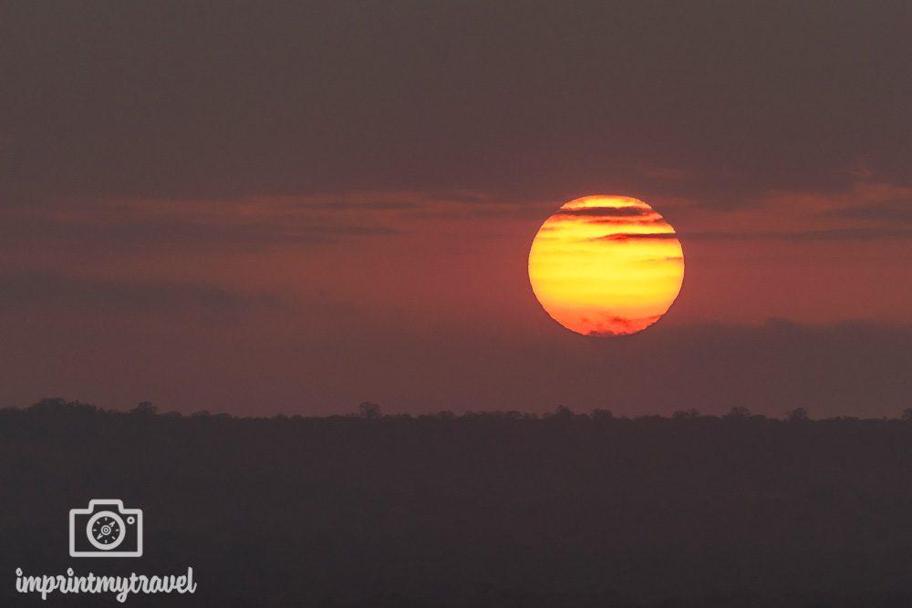 fotoreise tansania 2021 sonnenaufgang