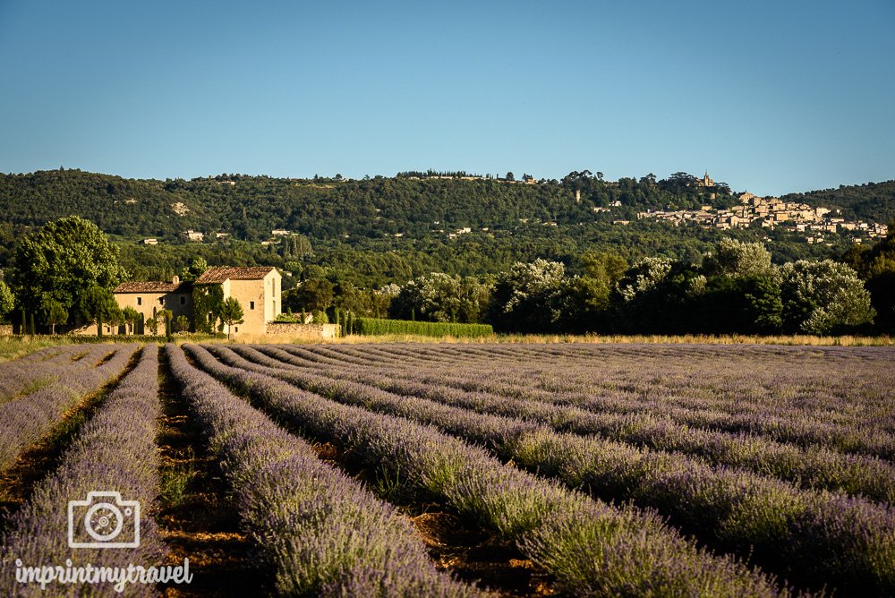 Provence Urlaub Luberon