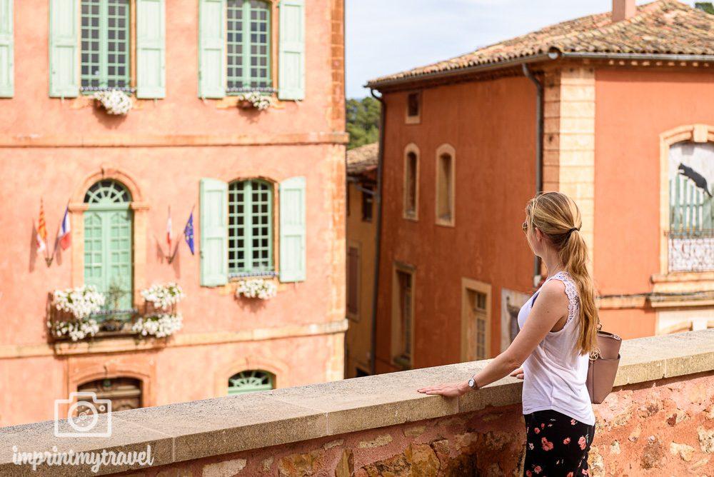 Provence Rundreise Roussillon
