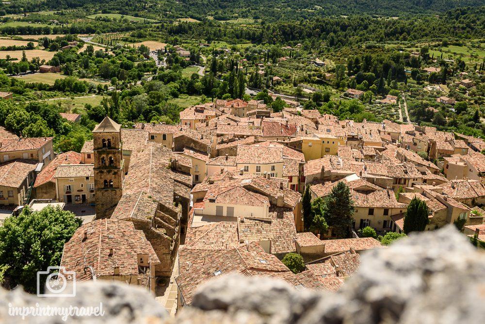 Provence Rundreise Tipps Dörfer