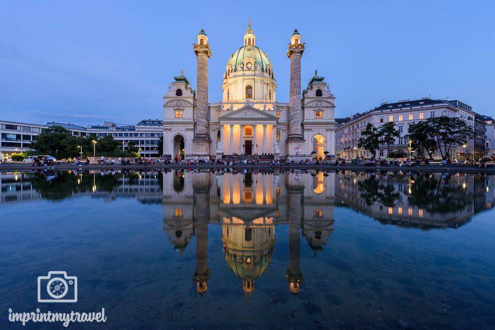 Fotoreise Wien Karlskirche