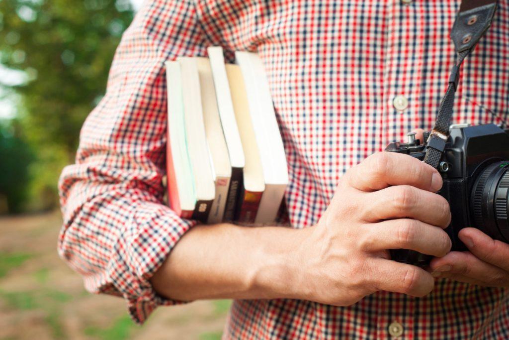 Fotografie Bücher Titel