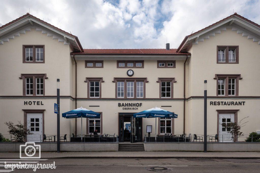 Hotel Bahnhof Oberkirch