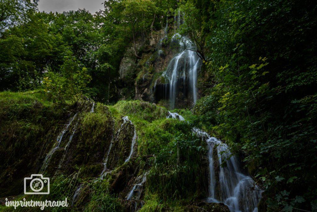 Urach Wasserfall Baden Württemberg