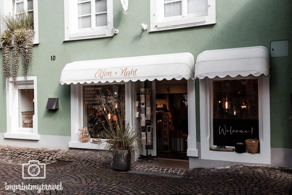 Elfennaht Geschäft Oberkirch