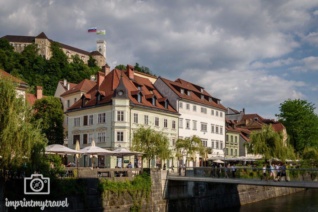 Ljubljana Sehenswürdigkeiten Altstadt