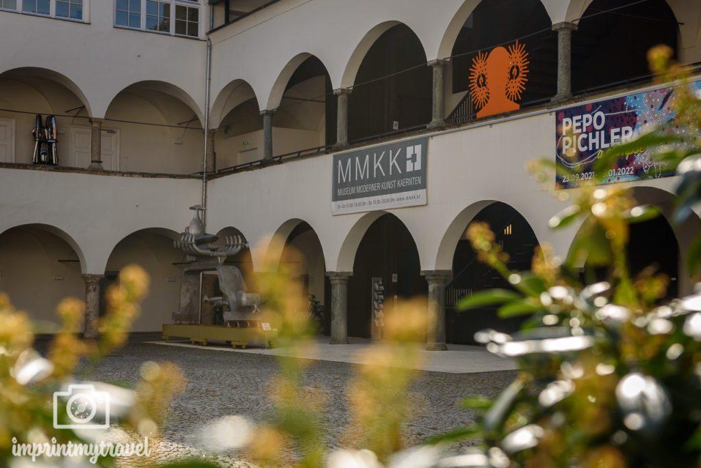 Museum moderner Kunst klagenfurt