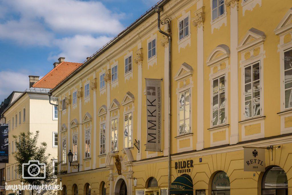 Klagenfurt Museum moderner Kunst