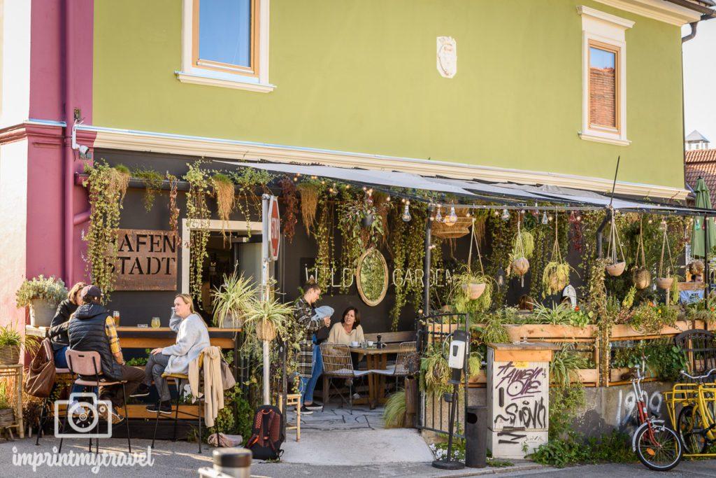 Café Hafenstadt Klagenfurt